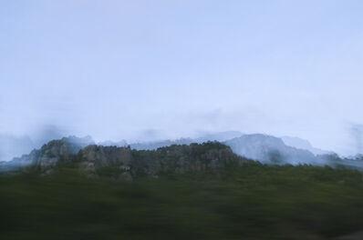 Laila Abdul-Hadi Jadallah, 'Moving Landscapes 5', 2012