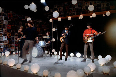 Gered Mankowitz, 'Rolling Stones Hullabaloo TV Show, 1965', 1965