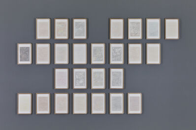 Max Schaffer, 'Untitled', 2013 -ongoing