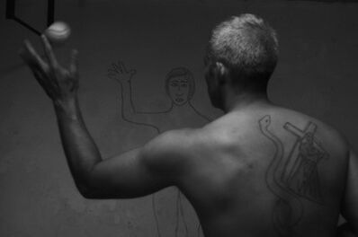 Jhafis Quintero, 'Mirror', 2016