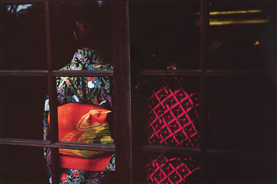 Paul Caponigro, 'Kimonos, Kyoto, Japan', 1976-printed circa 1980