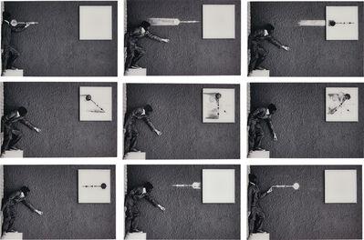 Robin Rhode, 'Throw Away', 2010