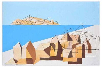 Alkis Matheos, 'Saint-Saphorin', 1950s