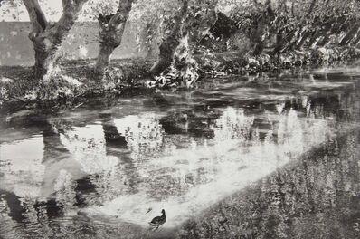Henri Cartier-Bresson, 'l'isle sur-la-sorgue, Vaucluse, France', 1990
