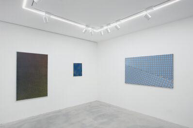 Mario Nigro, 'Le strutture dell'esistenza', 2017