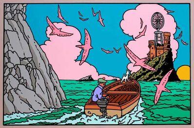 Álvaro Barrios, 'Two Mysterious Islands ', 2018
