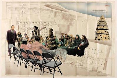 Amin Roshan, 'Babel Towers', 2019