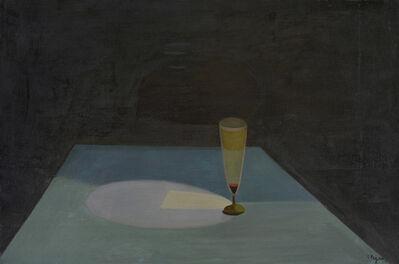 Vera Pagava, 'Coupe et formes sur table', 1935