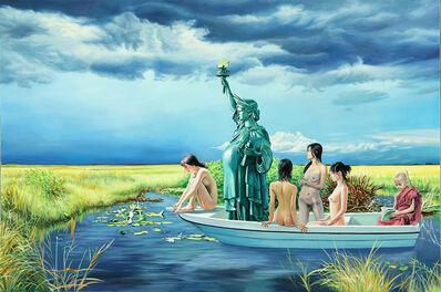 Tamen 他们, '自由女神 Statue of Liberty', 2018