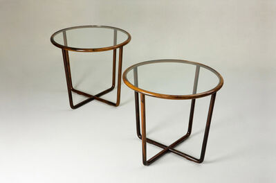 Joaquim Tenreiro, 'Pair of Side Tables', ca. 1950's