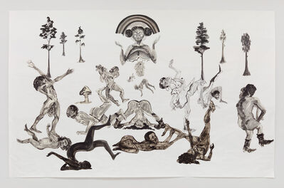 Kara Walker, 'The Root, The Demise of the Flesh, The Immortal Negress', 2018