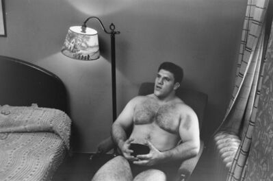 Lee Friedlander, 'Bruno Sammartino', 1960