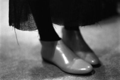 Donata Wenders, 'Red Shoes', 2015