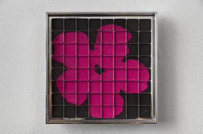 Rachel Lachowicz, 'Untitled (Quinacridone Flower)', 2012