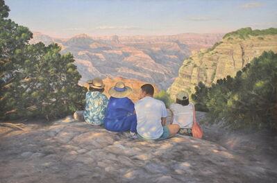 Willard Dixon, 'On the Edge / Grand Canyon National Park', 2017