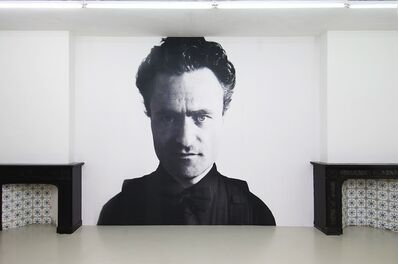 Monika K. Adler, 'Untitled (Portrait of Douglas Park, London', 2013
