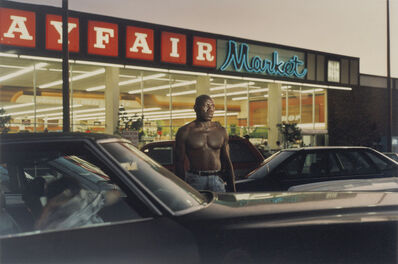 Philip-Lorca diCorcia, 'Ike Cole, 38 Years old, Los Angeles, California', 1991–1992