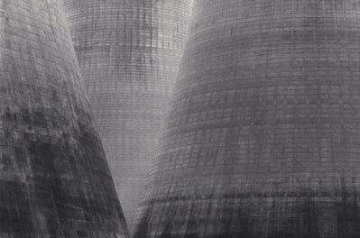 Michael Kenna, 'Ratcliffe Power Station, Study 34, Nottinghamshire, England, 1985', 1985