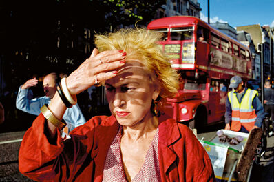 Matt Stuart, 'Oxford Street. London, England. GB', 2004