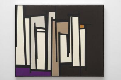 Karl Benjamin, 'TG #18', 1961