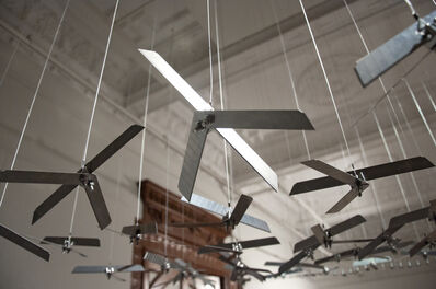 Abdullah  M. I. Syed, 'Untitled (Drone Mobile II)', 2016