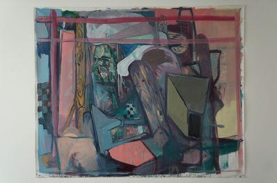 Julien Grenier, 'Wood room', 2016