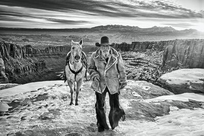 David Yarrow, 'American Dream', 2021
