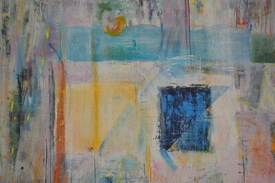 Peter Rossiter, 'Blue Rectangle', 2015