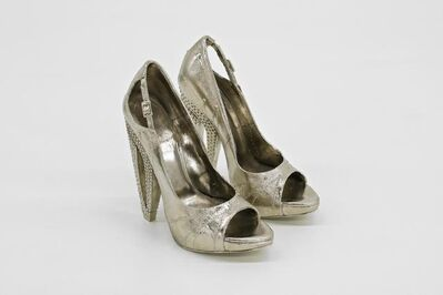 Sylvie Fleury, 'Dior Shoes', 2008