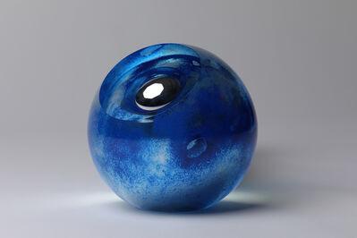 Rudolf Burda, 'Blue eternity', 2019