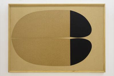 Alberto Burri, 'Multiplex 5', 1981