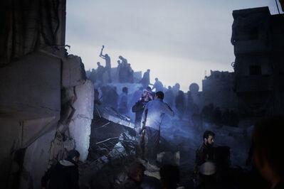 Moises Saman, 'Aleppo, Syria.', 2013