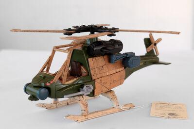Norton Maza, 'La necesidad de Jugar II ( Helicopter)', 2017