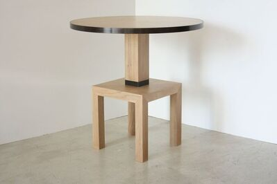 Emily Summers, 'Emily Summers Studio Line Occasional Table'