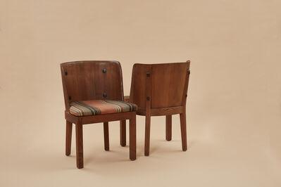Axel Einar Hjorth, 'Armchairs, a pair- Lovö', 1930's