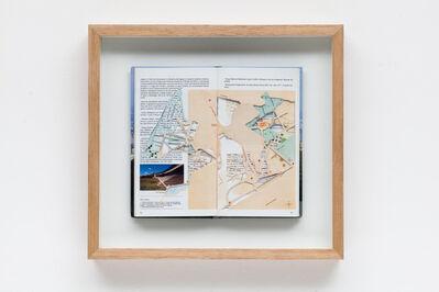 Daniel Escobar, 'Atlas de Anatomia Urbana 94-95', 2012