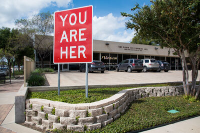 Alicia Eggert, 'YOU ARE HER', 2018
