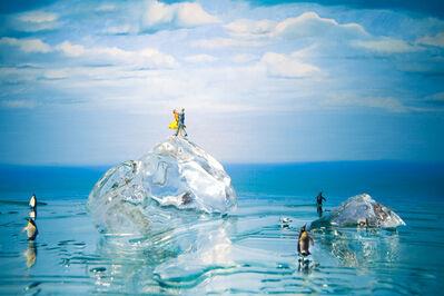 Adrien Broom, 'Waltzing on the tip on an iceberg', 2014