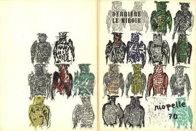 Jean-Paul Riopelle, 'Owls Multicolor', 1970