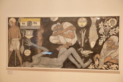 Jogen Chowdhury, 'Untitled', 1947