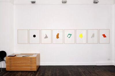 Imi Knoebel, 'Schwules Bild', 1976-2014