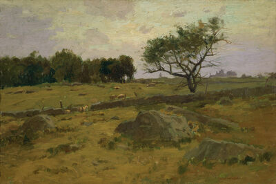 Charles Warren Eaton, 'Near Thompson, Connecticut', ca. 1895