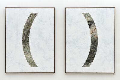 Gabriele de Santis, '( )', 2014