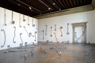 Eliseo Mattiacci, 'Roma', 1980-1981