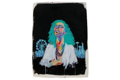 Bradley Theodore, 'Girl Portrait'