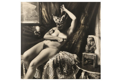 Joel-Peter Witkin, 'Amour' New Mexico', 1987