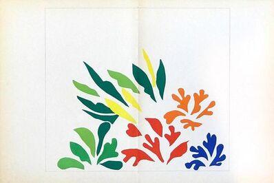Henri Matisse, 'Acanthes', 1958