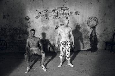 Roger Ballen, 'Muscle Man', 2012