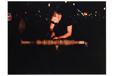 Nick Hornby, 'Table Legs - Work In Progress'