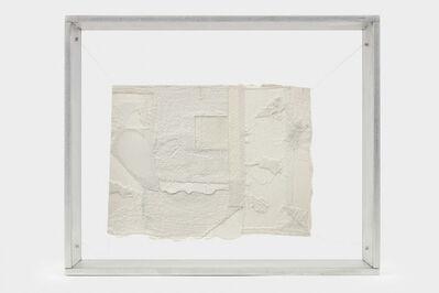 Sabrina Gschwandtner, 'Sewn Paper Drawing #2', 2005